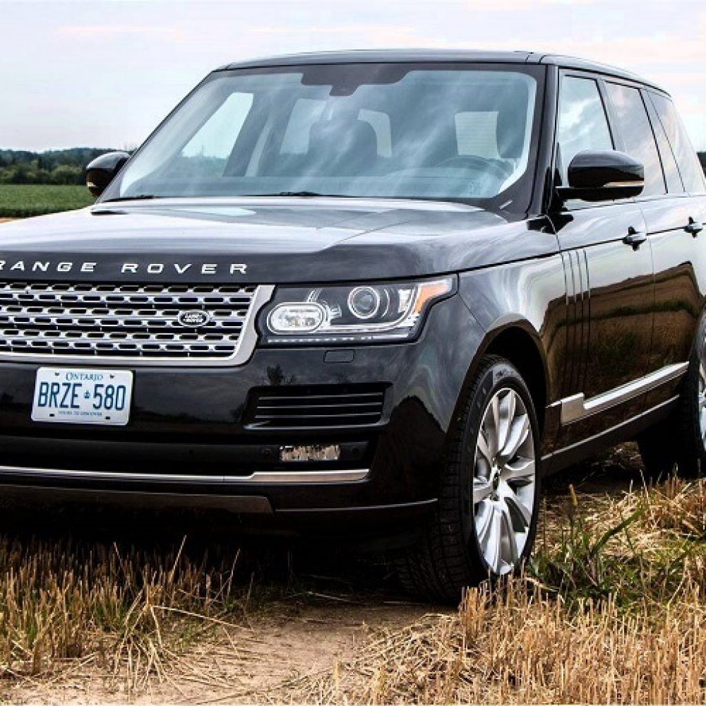 Range Rover Rental Los Angeles / Luxury And Sports Car