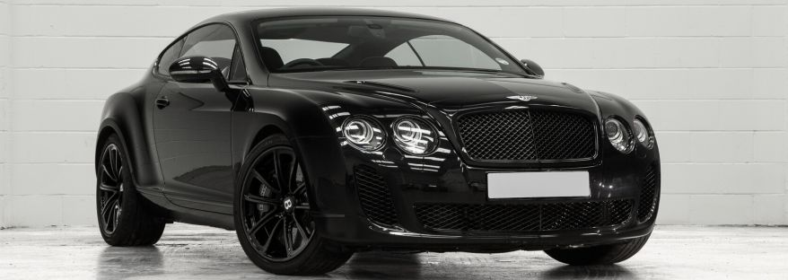 Bentley GTC SuperSport
